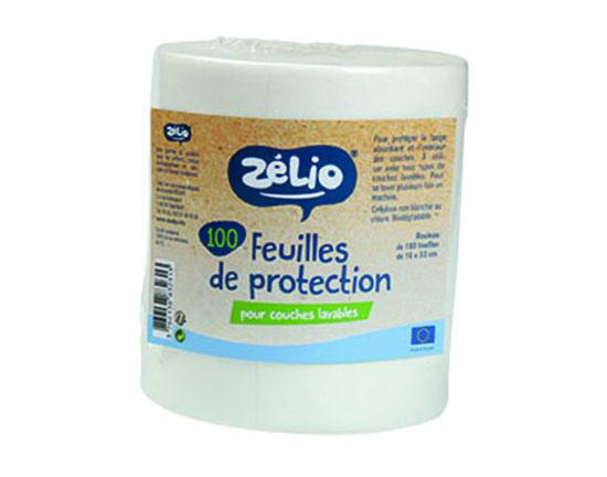 Rouleau Feuilles de cellulose Zélio