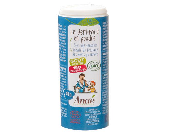 """Dentifrice en poudre """"Anaé"""""""