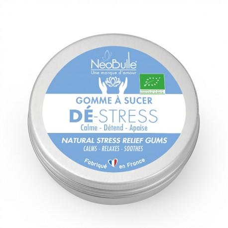 Gomme Dé-Stress Bio