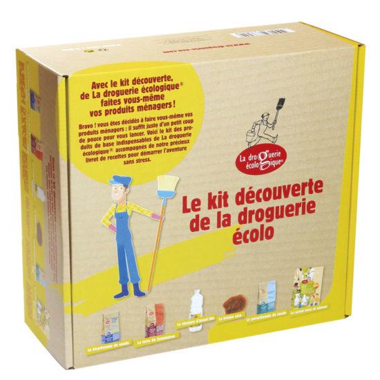 Kit découverte pour faire vos produits ménagers