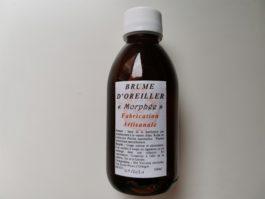Hydrolat Morphée Artisanal