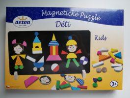 """Puzzle magnétique enfants """"detoa"""""""