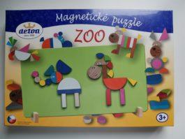 """Puzzle magnétique Zoo """"detoa"""""""