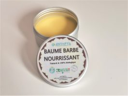 Baume barbe nourrissant