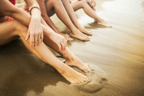 Soin pieds, mains et ongles