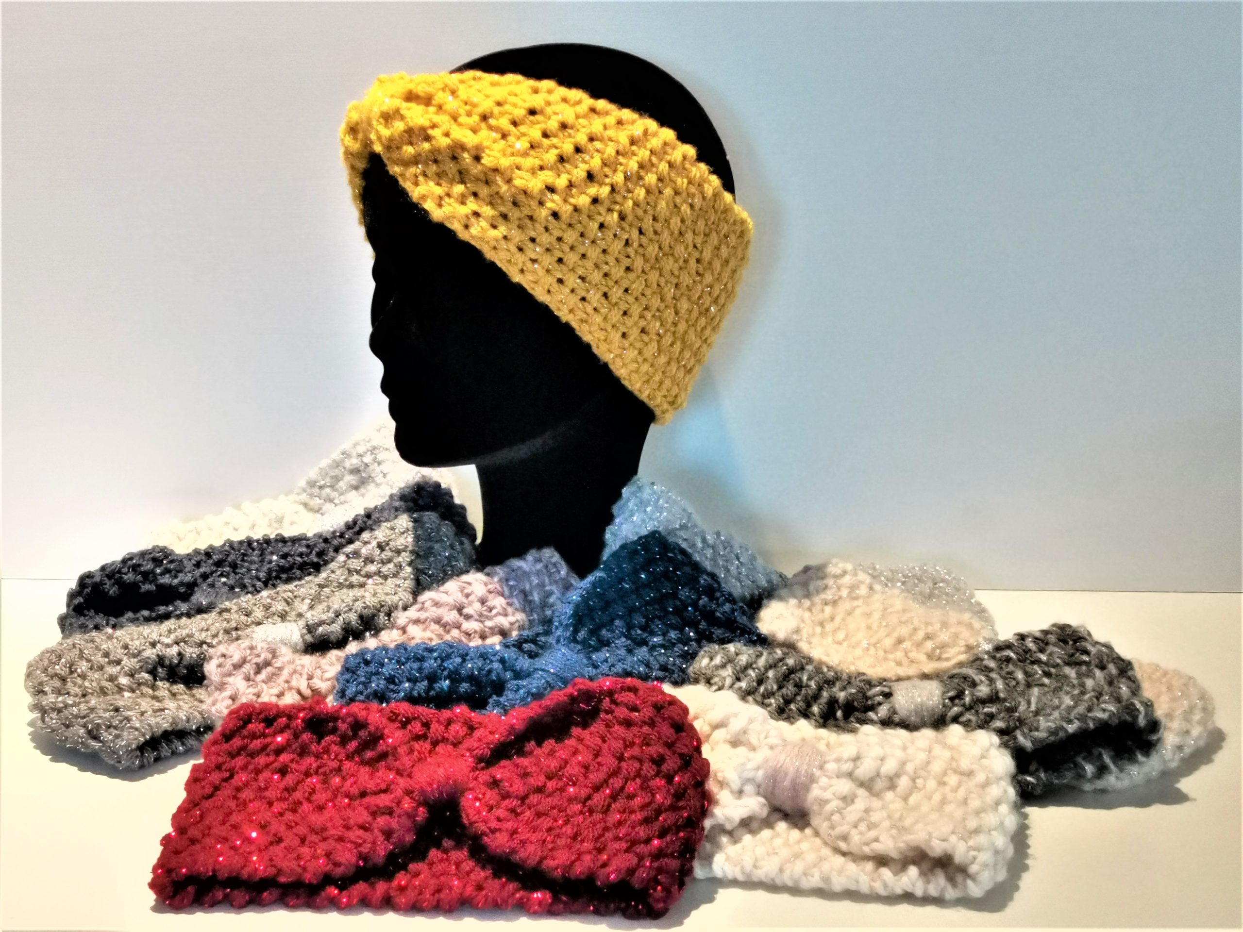 Bandeaux laines