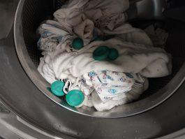Balles de lavage